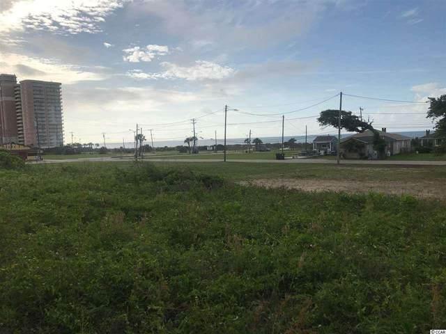 TBD Seaview St., Atlantic Beach, SC 29582 (MLS #2012304) :: The Hoffman Group