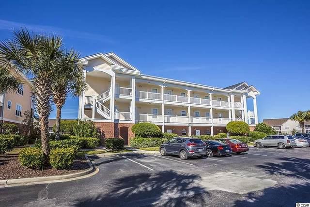 3983 Forsythia Ct. #203, Myrtle Beach, SC 29588 (MLS #2012318) :: Hawkeye Realty