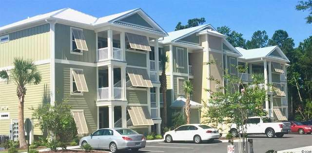 130 Puffin Dr. 2-B, Pawleys Island, SC 29585 (MLS #2012344) :: The Litchfield Company