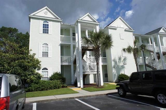 101 Fountain Pointe Ln. #301, Myrtle Beach, SC 29579 (MLS #2012439) :: James W. Smith Real Estate Co.