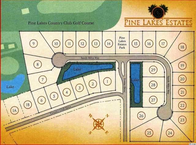 6057 Sandy Miles Way, Myrtle Beach, SC 29577 (MLS #2012444) :: Coldwell Banker Sea Coast Advantage