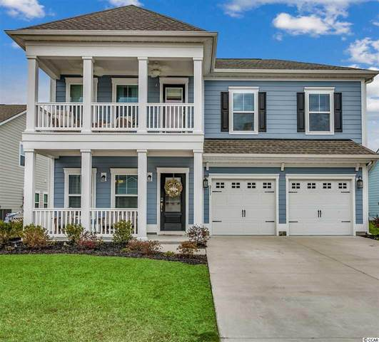 211 Southgate Ct., Pawleys Island, SC 29585 (MLS #2012465) :: The Lachicotte Company