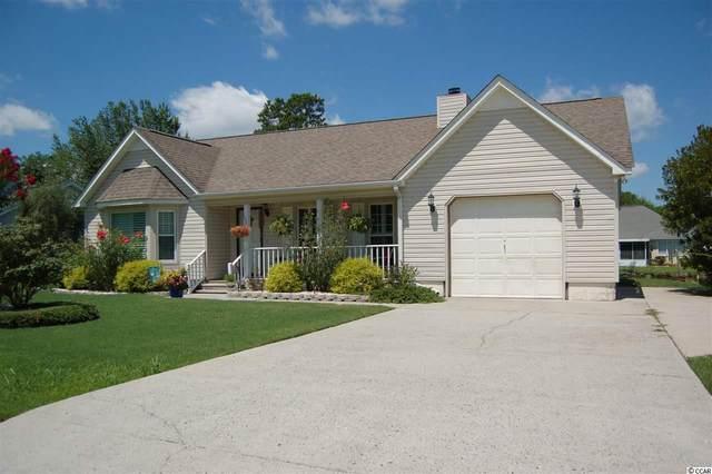 407 Lake Park Dr., Myrtle Beach, SC 29588 (MLS #2012471) :: Sloan Realty Group