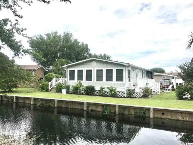 1808 East Lake Dr., Surfside Beach, SC 29575 (MLS #2012490) :: The Trembley Group | Keller Williams