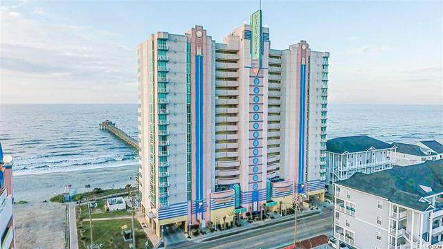3500 North Ocean Blvd. #809, North Myrtle Beach, SC 29582 (MLS #2012508) :: The Hoffman Group