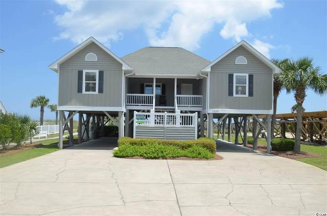 1455 S Waccamaw Dr., Garden City Beach, SC 29576 (MLS #2012570) :: Garden City Realty, Inc.