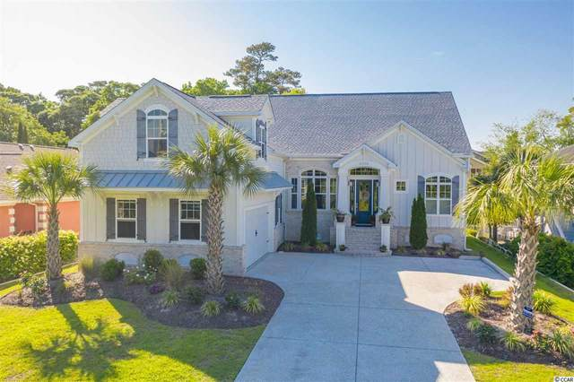 6705 Porcher Dr., Myrtle Beach, SC 29572 (MLS #2012614) :: James W. Smith Real Estate Co.