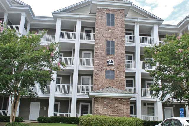 4894 Luster Leaf Circle #37-101, Myrtle Beach, SC 29577 (MLS #2012627) :: James W. Smith Real Estate Co.