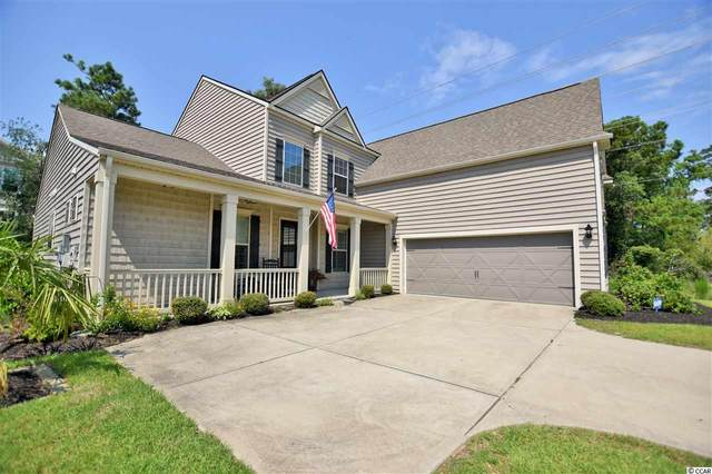 131 Gilman Rd., Pawleys Island, SC 29585 (MLS #2012639) :: Right Find Homes