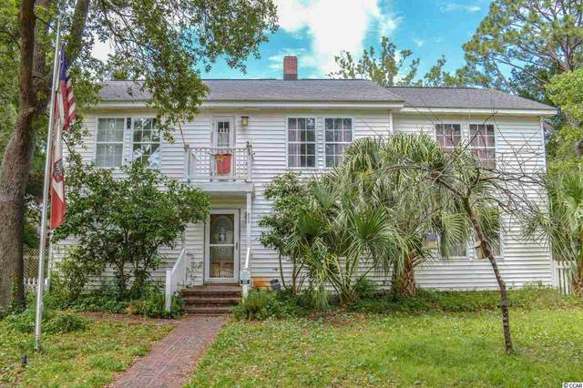 402 Poinsett Rd., Myrtle Beach, SC 29577 (MLS #2012640) :: Jerry Pinkas Real Estate Experts, Inc