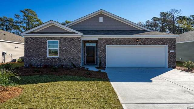 100 Legends Village Loop, Myrtle Beach, SC 29579 (MLS #2012666) :: James W. Smith Real Estate Co.