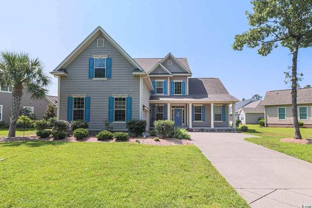 157 Summerlight Dr., Murrells Inlet, SC 29576 (MLS #2012670) :: The Lachicotte Company