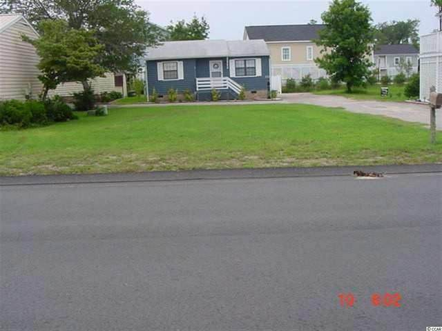 603-A S 3rd Ave. S, North Myrtle Beach, SC 29582 (MLS #2012678) :: The Litchfield Company