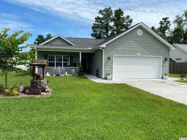 198 Chickasaw Ln., Myrtle Beach, SC 29579 (MLS #2012731) :: Coldwell Banker Sea Coast Advantage