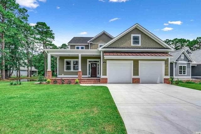 435 Seabury Ln., Myrtle Beach, SC 29579 (MLS #2012737) :: Jerry Pinkas Real Estate Experts, Inc