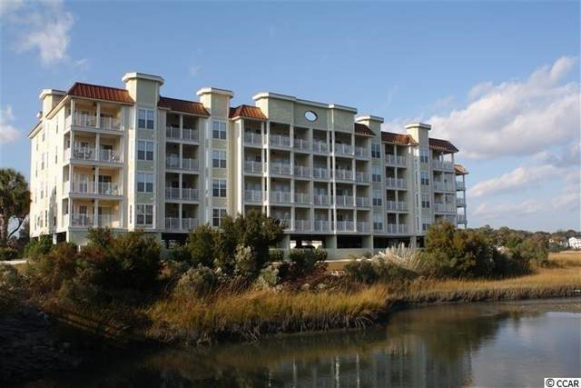 502 S 48th Ave. S #302, North Myrtle Beach, SC 29582 (MLS #2012738) :: The Litchfield Company