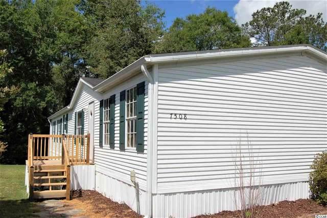 7508 Aubrey Ln., Myrtle Beach, SC 29588 (MLS #2012758) :: The Lachicotte Company
