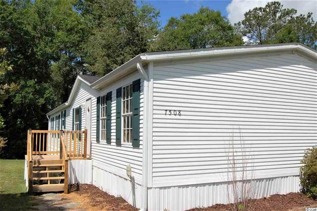 7508 Aubrey Ln., Myrtle Beach, SC 29588 (MLS #2012758) :: The Hoffman Group