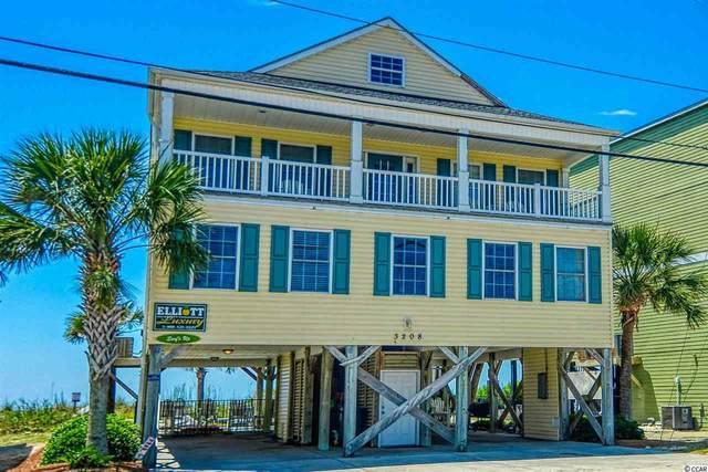3208 N Ocean Blvd. N, North Myrtle Beach, SC 29582 (MLS #2012789) :: Garden City Realty, Inc.