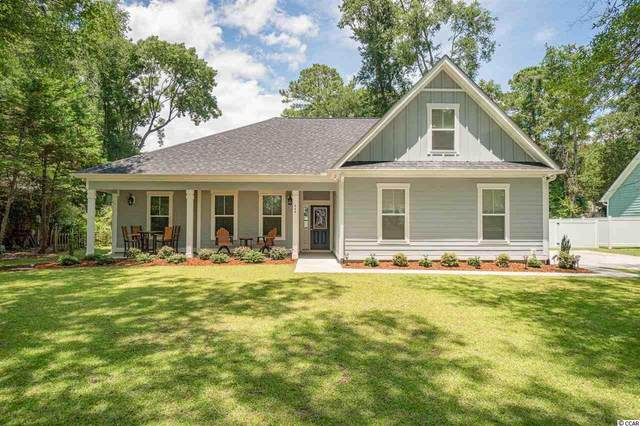 444 Lake Shore Dr., Sunset Beach, NC 28468 (MLS #2012795) :: The Lachicotte Company