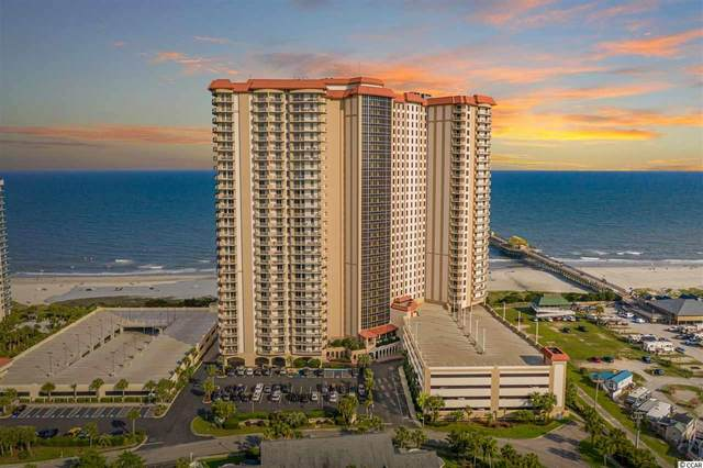 8500 Margate Circle #1105, Myrtle Beach, SC 29572 (MLS #2012800) :: The Litchfield Company