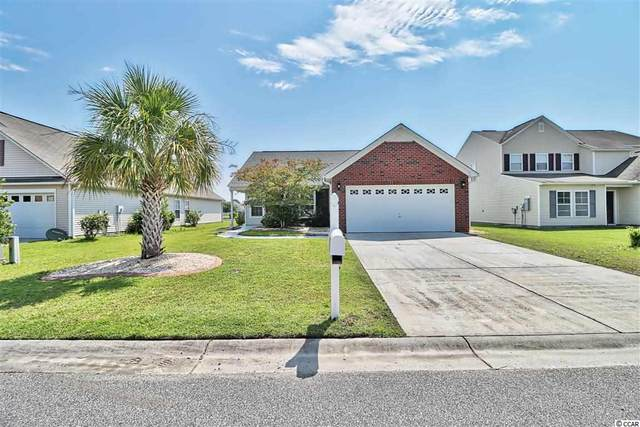 451 Palm Frond Dr., Myrtle Beach, SC 29588 (MLS #2012801) :: Sloan Realty Group