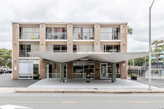 1600 S Ocean Blvd. #324, Myrtle Beach, SC 29577 (MLS #2012810) :: The Hoffman Group