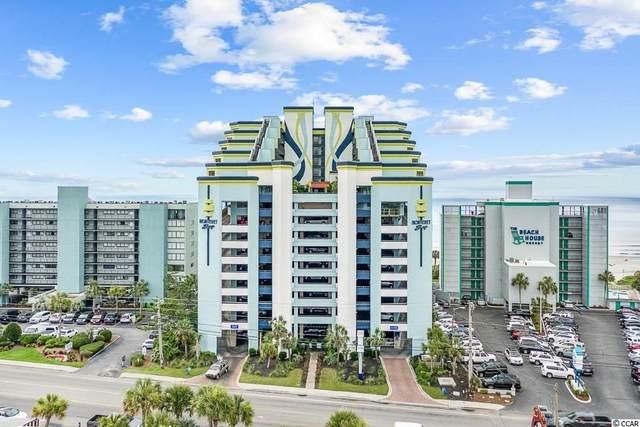 6804 N Ocean Blvd. #1527, Myrtle Beach, SC 29572 (MLS #2012822) :: James W. Smith Real Estate Co.