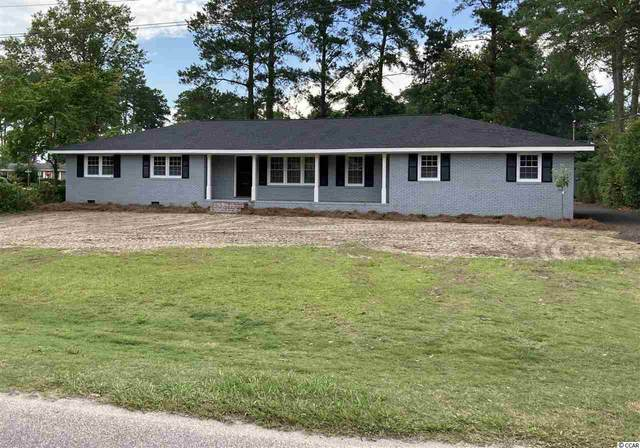 102 Franklin Ave., Marion, SC 29571 (MLS #2012833) :: The Lachicotte Company