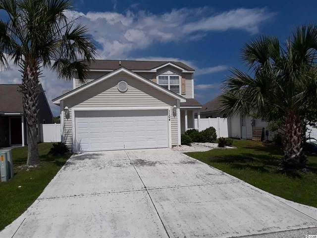 1104 Stoney Falls Blvd., Myrtle Beach, SC 29579 (MLS #2012837) :: The Trembley Group | Keller Williams