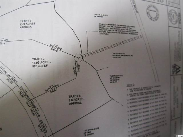 TRACT 7 Old Buck Creek Rd., Longs, SC 29568 (MLS #2012847) :: The Lachicotte Company