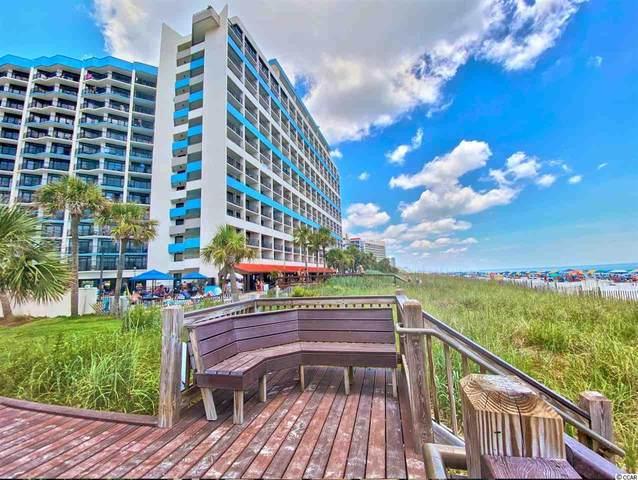 7100 N Ocean Blvd. #403, Myrtle Beach, SC 29577 (MLS #2012856) :: James W. Smith Real Estate Co.