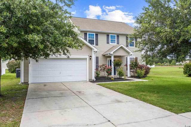 708 Indian Wood Ln., Myrtle Beach, SC 29588 (MLS #2012876) :: James W. Smith Real Estate Co.