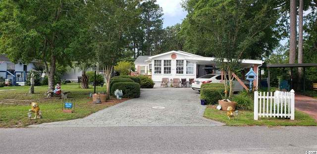 1663 Crystal Lake Dr., Myrtle Beach, SC 29575 (MLS #2012901) :: Duncan Group Properties