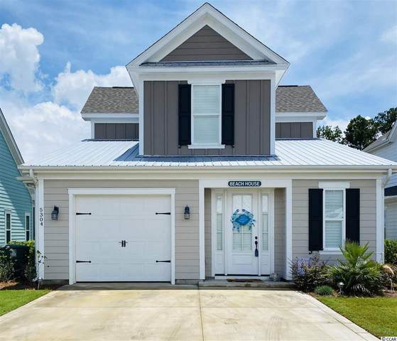 5304 Sea Coral Way, North Myrtle Beach, SC 29582 (MLS #2012912) :: Grand Strand Homes & Land Realty