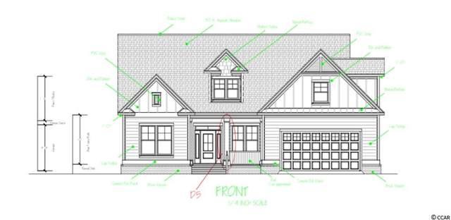 934 Fiddlehead Way, Myrtle Beach, SC 29579 (MLS #2012944) :: Jerry Pinkas Real Estate Experts, Inc