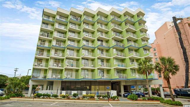 7000 N North Ocean Blvd. #530, Myrtle Beach, SC 29572 (MLS #2012945) :: The Hoffman Group