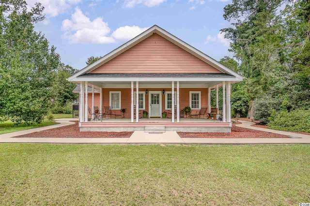10722 Old Pee Dee Rd., Hemingway, SC 29554 (MLS #2012946) :: Grand Strand Homes & Land Realty