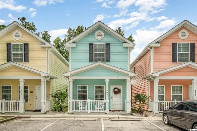 309 Snorkel Way #103, Myrtle Beach, SC 29577 (MLS #2012951) :: James W. Smith Real Estate Co.