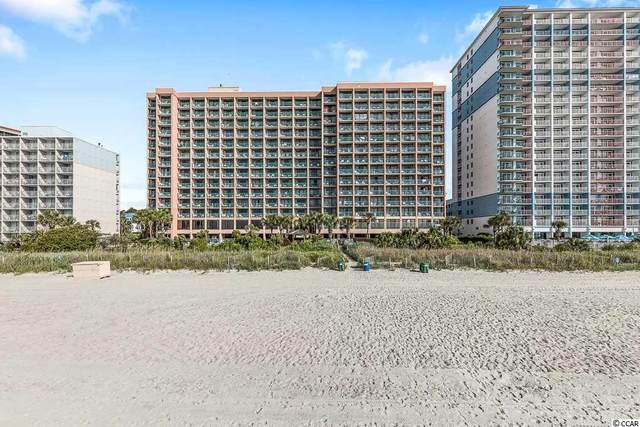 2207 Ocean Blvd. S #618, Myrtle Beach, SC 29577 (MLS #2012953) :: Coldwell Banker Sea Coast Advantage