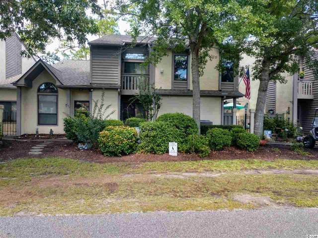 616 S 14th Ave. S #108, Surfside Beach, SC 29575 (MLS #2012954) :: The Greg Sisson Team with RE/MAX First Choice
