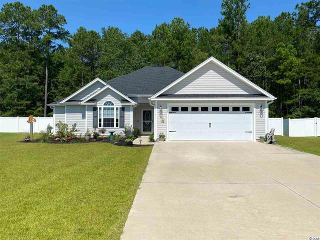 305 Macarthur Dr., Conway, SC 29527 (MLS #2012962) :: Garden City Realty, Inc.