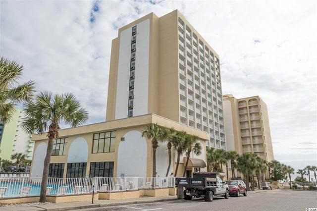 1207 S Ocean Blvd. #50601, Myrtle Beach, SC 29577 (MLS #2012963) :: Duncan Group Properties