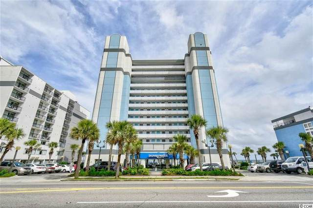 2300 Ocean Blvd. N #1233, Myrtle Beach, SC 29577 (MLS #2012966) :: Hawkeye Realty