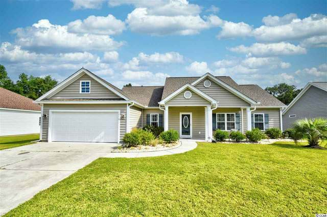 110 Grier Crossing Dr., Conway, SC 29526 (MLS #2012973) :: The Hoffman Group
