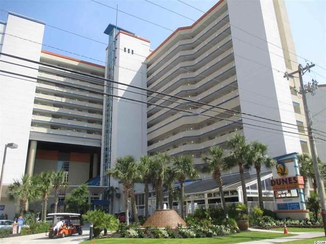 5300 N Ocean Blvd. N #1005, Myrtle Beach, SC 29577 (MLS #2012989) :: The Hoffman Group