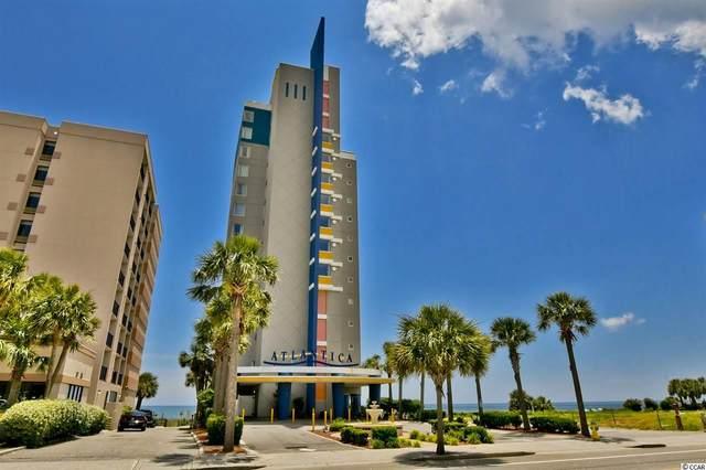 1708 N Ocean Blvd. Ph4, Myrtle Beach, SC 29577 (MLS #2012996) :: The Hoffman Group