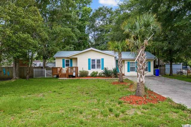 637 16th Ave. S, Surfside Beach, SC 29575 (MLS #2013012) :: Coldwell Banker Sea Coast Advantage