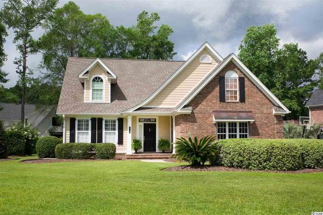 309 Woodcreek Dr., Murrells Inlet, SC 29576 (MLS #2013018) :: James W. Smith Real Estate Co.