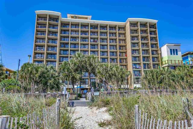 1200 N Ocean Blvd. #802, Myrtle Beach, SC 29577 (MLS #2013026) :: James W. Smith Real Estate Co.